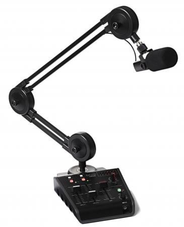 Miktek Audio PROCAST-SST USB Microphone With Broadcast Mixer PROCAST-SST