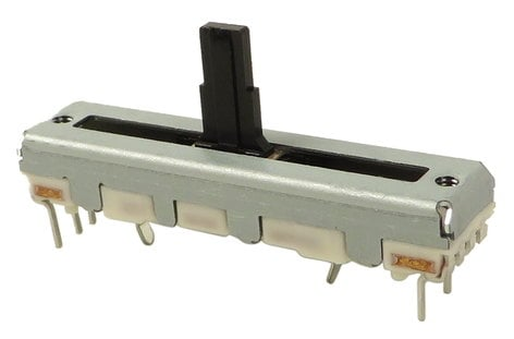 Yamaha HX808950  50K HPF Fader Slider Pot for Q2031B HX808950