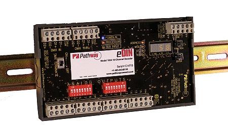Pathway Connectivity P1004 Demultiplexer DMX-to-Analog P1004