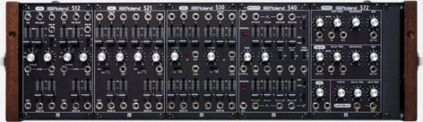 Roland SYS-500CS System-500 Modular Syntesizer Complete Set SYS-500CS