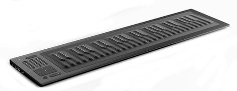 ROLI Seaboard RISE 49 49-Key Keywave Controller with Bluetooth Connectivity SEABOARD-RISE-49