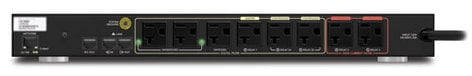 American Power Conversion 120V AV Power Filter Networked, 20A, G Type Power Filter G50NETB-20A2