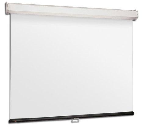 "Draper Shade and Screen 206210EG Luma2 109"" Diagonal Screen with AutoReturn and Contrast White XH1100E Surface 206210EG"