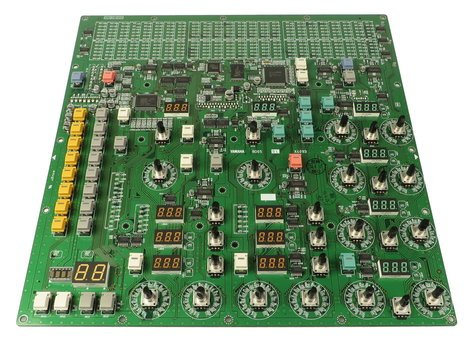 Yamaha WA768701  SL PCB Assembly for PM5D-RH WA768701