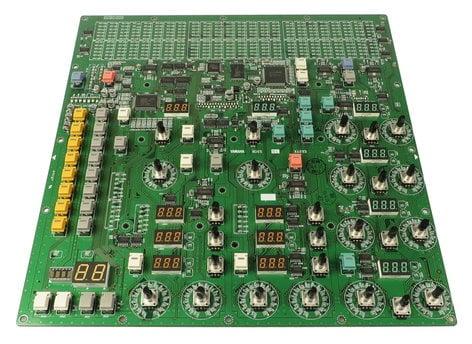 Yamaha WA768701  SL PCB Assembly for PM5D-RH WA768701