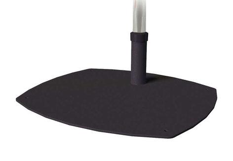 Premier PSP-S-BASE Single Pole Floor Stand Low Profile with VPM VESA Mount PSP-S-BASE