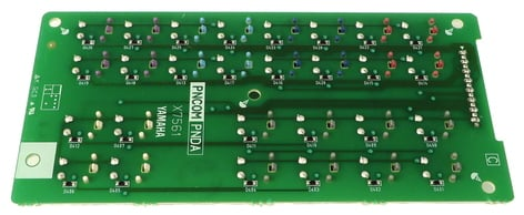 Yamaha WG831300  PNDA PCB Assembly for LS9-16 and LS9-32 WG831300
