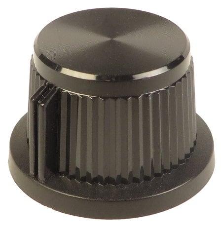 Casio 10410192 Black Rotary Knob for XW-P1 10410192