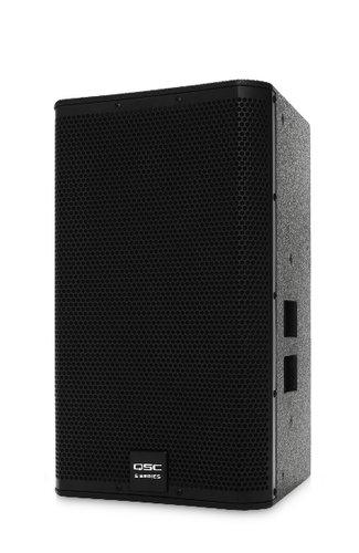 QSC E12 12-Inch 2-Way Loudspeaker, Externally Powered E12-QSC