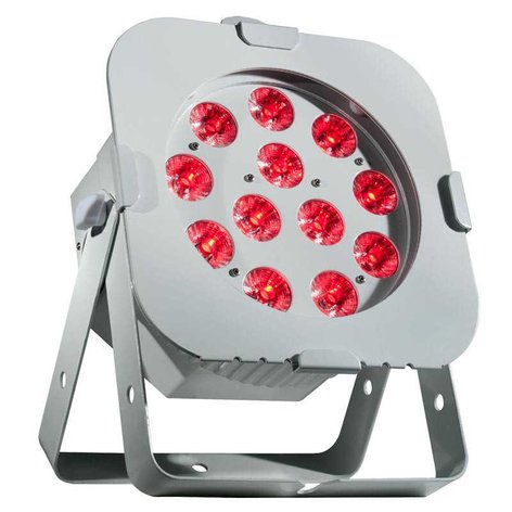 ADJ 12P-HEX-PEARL White LED Par Fixture with 12x12 Watt  6-in-1 HEX LEDs 12P-HEX-PEARL