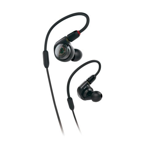 Audio-Technica ATH-E40 Dual Drivers In-Ear Monitor ATH-E40
