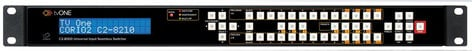 TV One C2-8110  Seamless Switcher C2-8110