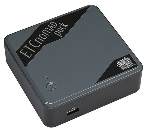 ETC/Elec Theatre Controls ETCnomad Puck512 Upgradeable 512 Output Nomad Mini Computer NOMAD-PUCK-512