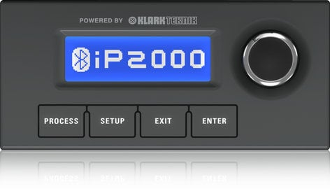 Turbosound IP2000 1000-Watt Powered Column Loudspeaker IP2000