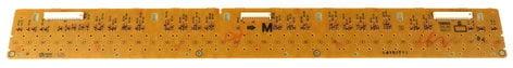 Yamaha WF21260R  Switch PCB for PA70 WF21260R