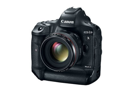 Canon EOS-1DX-MKII EOS 1DX Mark II Digital Camera with Dual Pixel EOS-1DX-MKII