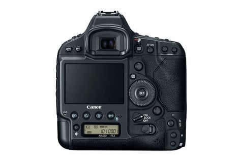 Canon EOS 1DX Mark II Digital Camera with Dual Pixel EOS-1DX-MKII