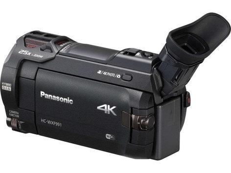 Panasonic HC-WXF991K 4K Camcorder with 20x Optical Zoom HC-WXF991K