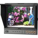 """Delvcam Delvcam Monitor 9.7"""" Dual In HDMI with Case DELV-HDSD-10"""