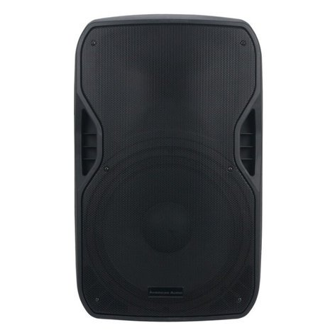 American Audio ELS GO 15BT 15 Inch, 2-Way Portable PA speaker With Rechargeable Battery ELS-GO-15BT