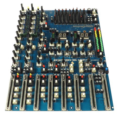 Behringer Q05-24403-02743 Main PCB for SL2442FX-PRO Q05-24403-02743