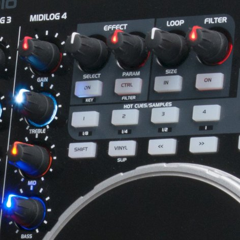 American Audio VMS5 6-Channel DJ Controller VMS5