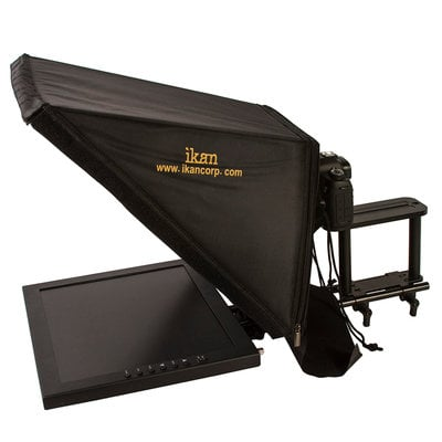 "ikan Corporation PT3700 Studio Teleprompter 17"" Rod based Location PT3700"