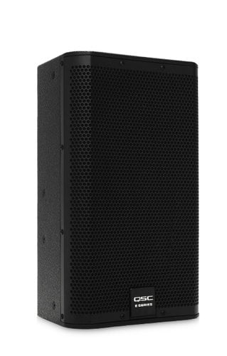QSC E10-QSC 10-Inch Passive Loudspeaker, 300-Watts E10-QSC