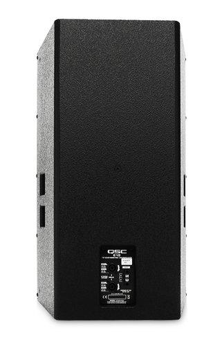 QSC E15-QSC 15-Inch Passive Speaker, 500-Watt E15-QSC