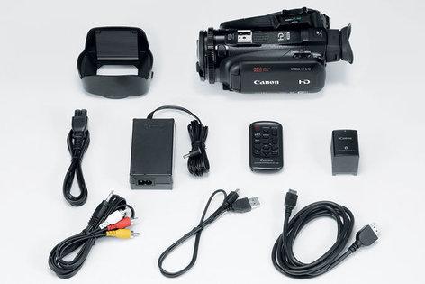 Canon VIXIA HF G40 HD Camcorder with 20x Optical Zoom HFG40