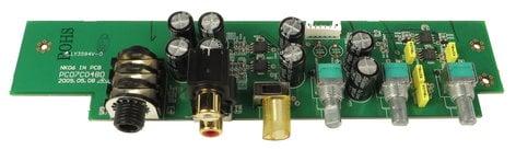 Numark TWPC07C048D01  Input PCB for NS7 TWPC07C048D01