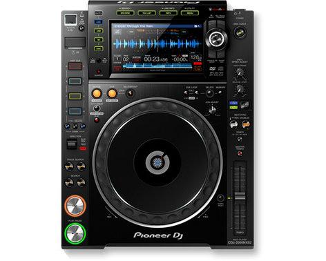 Pioneer CDJ2000NXS2 Multi-Format Player/Controller CDJ2000NXS2