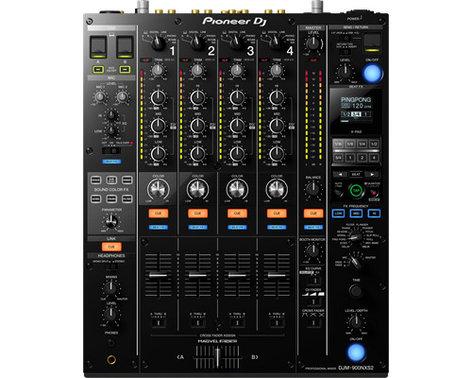 Pioneer DJM900NXS2 4-Channel DJ Mixer DJM900NXS2
