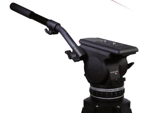 Cartoni HF1800 Focus 18 Fluid Head with One Pan Bar HF1800