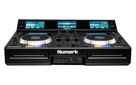 Numark DASHBOARD DJ Display For Serato Hardware DASHBOARD