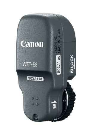 Canon WFT-E8A Wireless File Transmitter for EOS-1D X Mark II WFT-E8A