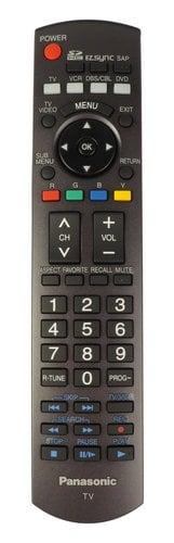 Panasonic N2QAYB000100  Remote for TH-50PZ700U N2QAYB000100