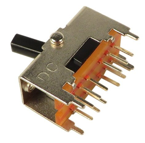 Behringer Y90-00442-13373  Phone/CD Toggle Switch for DJX750 Y90-00442-13373