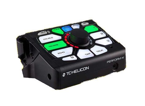 TC Helicon PERFORM-V  Vocal Effects Processor  PERFORM-V