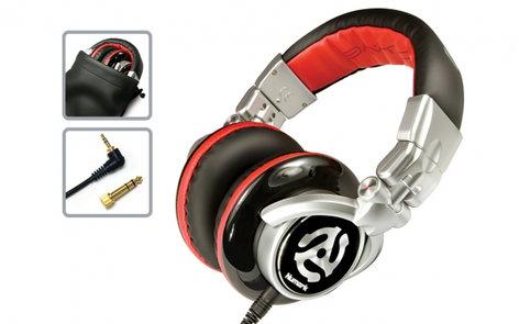 Numark REDWAVE-CARBON Mixing Headphones REDWAVE-CARBON