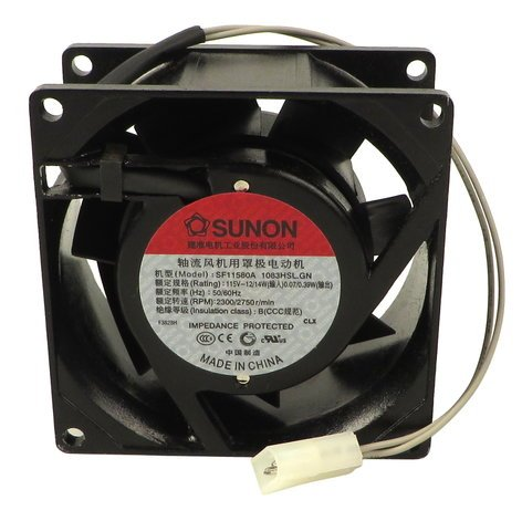 "Ampeg 2035422-01  3"" Fan for SVT-CL 2035422-01"