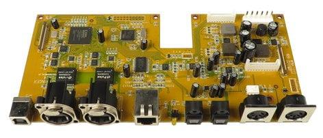 Behringer Q05-AJA01-00103  Main PCB for S16 Q05-AJA01-00103