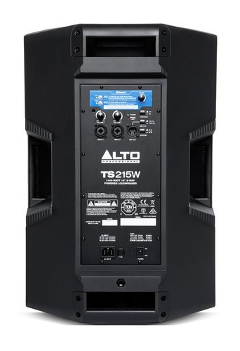 "Alto TS-215W 15"" 1000-Watt 2-Way Powered Loudspeaker With Bluetooth TS-215W"