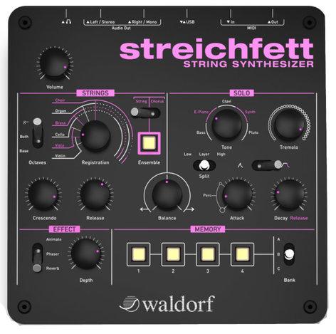 Waldorf Music Streichfett String Synthesizer WDF-STR-1