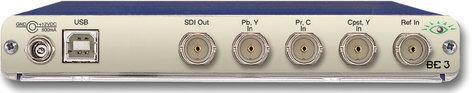 Ensemble Designs BrightEye 3 Analog to SDI Converter with TBC/Frame Sync BE-3