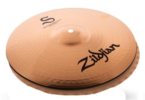 "Zildjian 14"" S Family Mastersound HiHat Cymbals S14MPR"