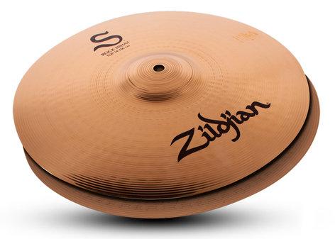 """Zildjian 14"""" S Family Rock HiHat Cymbals S14RPR"""