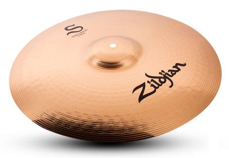 """Zildjian 15"""" S Family Thin Crash Cymbal S15TC"""