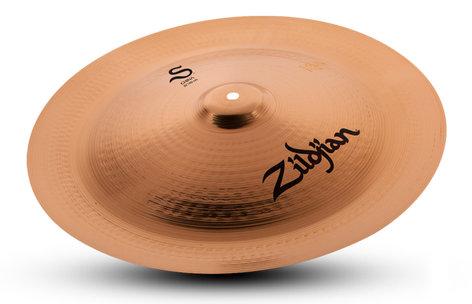 """Zildjian 16"""" S Family China Crash Cymbal S16CH"""