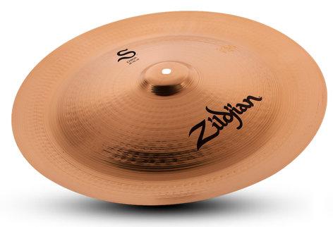 """Zildjian 18"""" S Family China Crash Cymbal S18CH"""